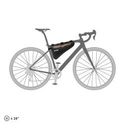 Bike Packing Ortlieb Frame Pack