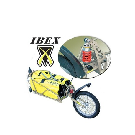Remorque mono-roue B.O.B. Ibex